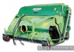 Jaguar - Schlegelmäher mit Aufnahmebehälter - Peruzzo Anbaugerät