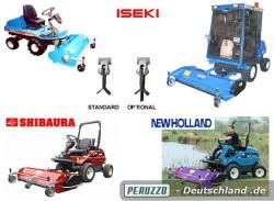 Teg Special - Front Schlegelmäher - Peruzzo Anbaugerät