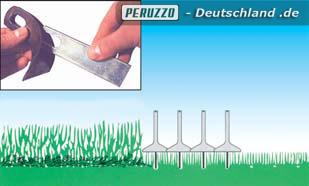 Elektro-Streuerung der Zylinder auf Anfrage erhältlich