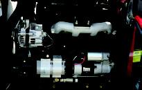 sparsamer 4-Zylinder Mitsubishi Industrie-Motor