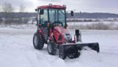 Winterdienst-Traktoren