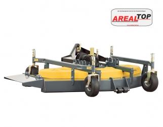ArealTop Sichelmähwerk für Front- oder Heckanbau 140cm, 160cm, 190cm