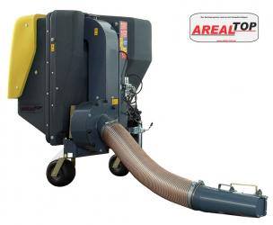 ArealTop Saugcontainer Heckanbau mit Bodenentleerung 650L, 850L