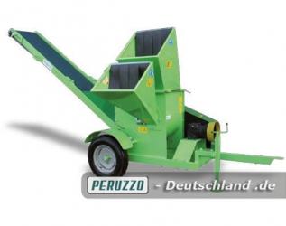 Peruzzo T5 Häcksler mit Föderband