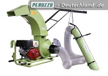 Peruzzo Turbo 400 - Gras- und Laubsauger zum Reinigen von Flächen