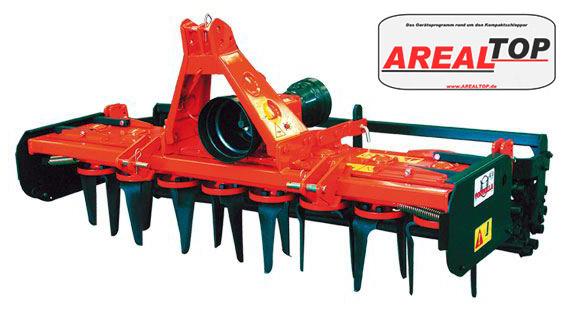 ArealTop Kreiselegge mit Käfigwalze E35