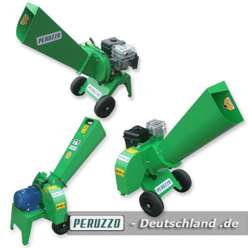 Peruzzo T1 Häcksler