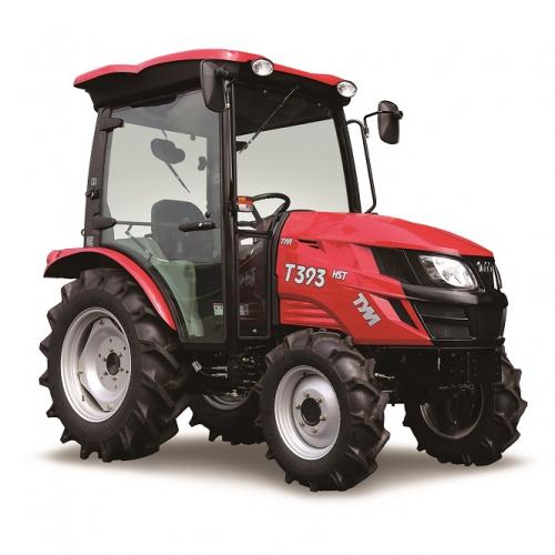 TYM T395ST 39Ps Allradtraktor mit Schaltgetriebe und Kabine