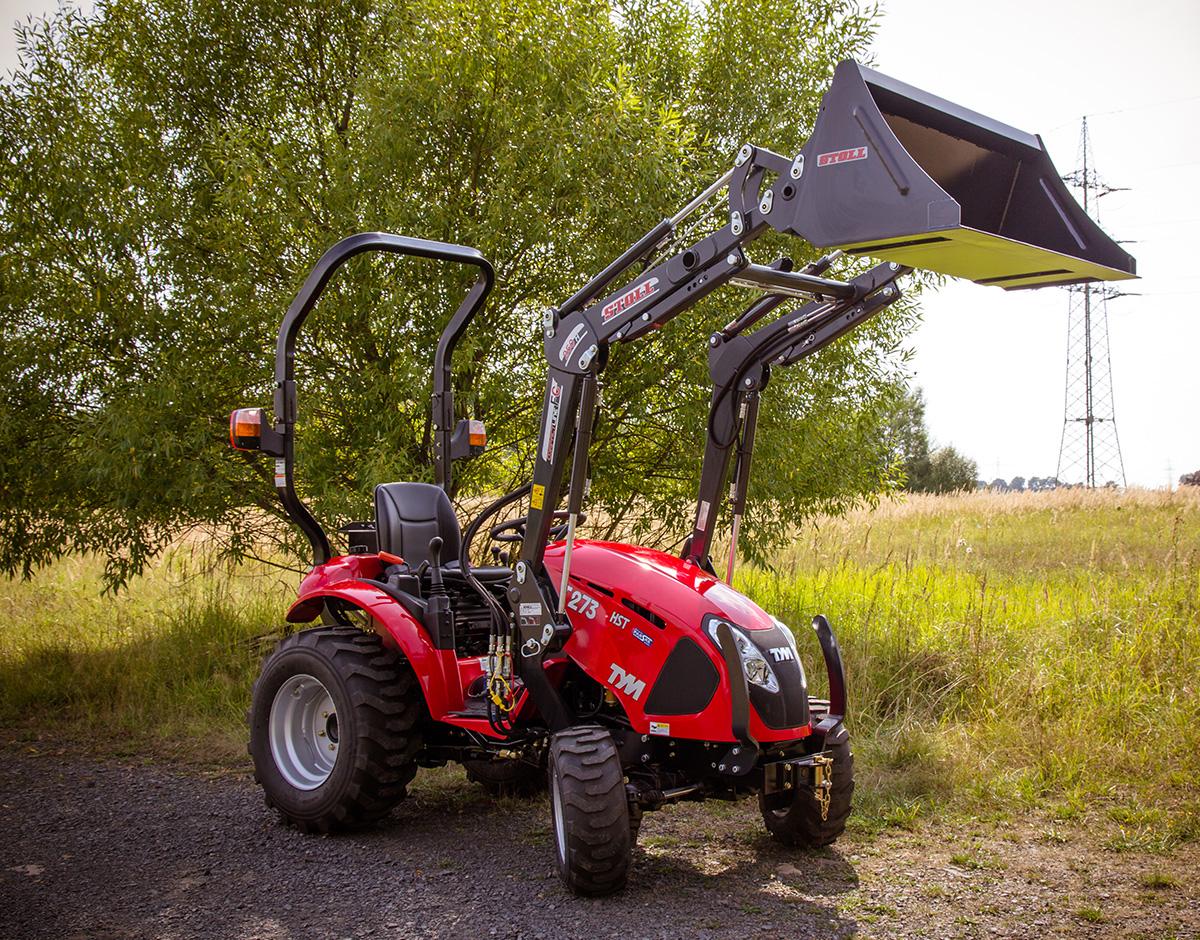 tym traktoren vertrieb aktion 2016 tym t273 hst mit